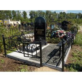 Благоустройство могилы